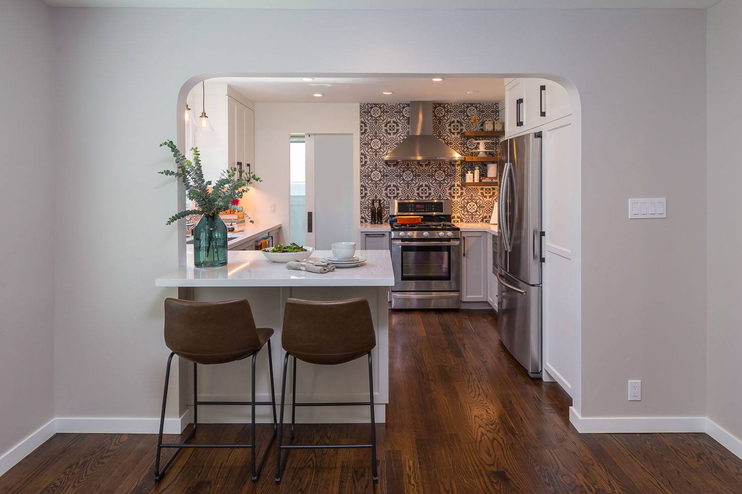Opening Up A Traditional Floor Plan Next Stage Design
