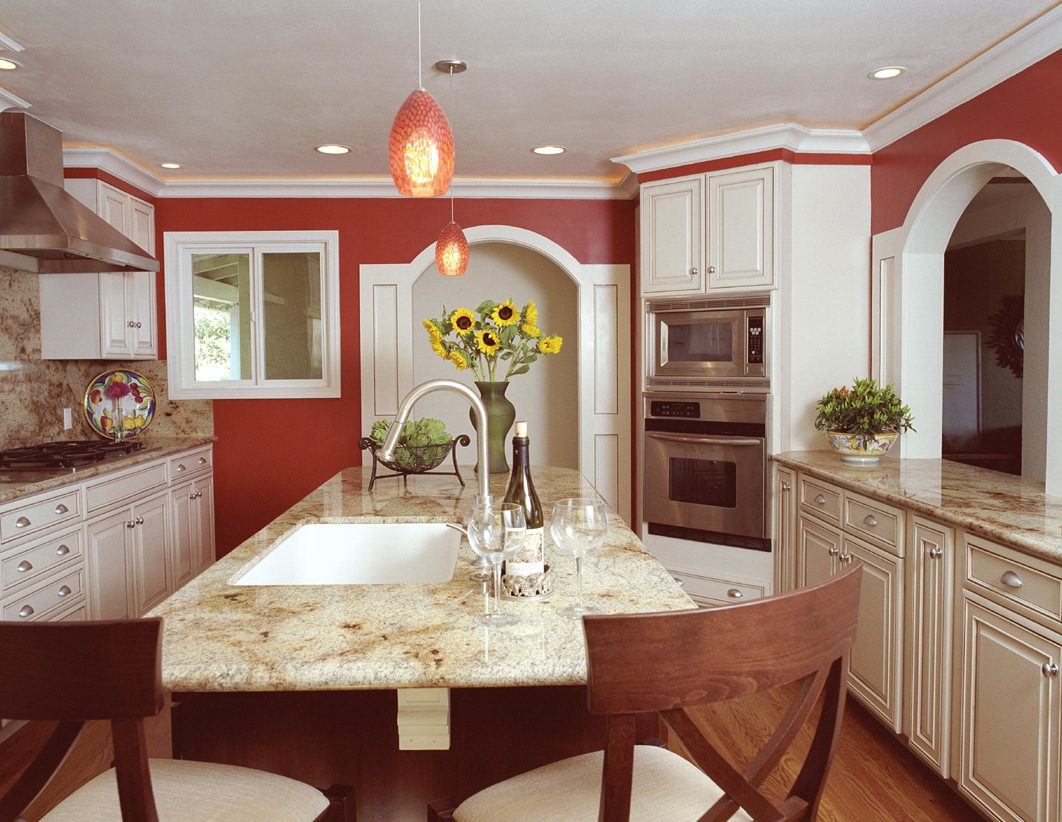 Kitchen Molding Crown Molding Ideas Case San Jose
