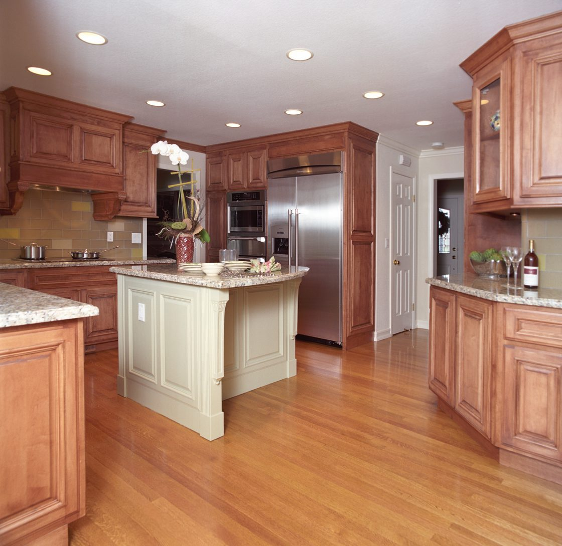 Kitchen Cabinets Moulding: Case Design/Remodeling Of San Jose