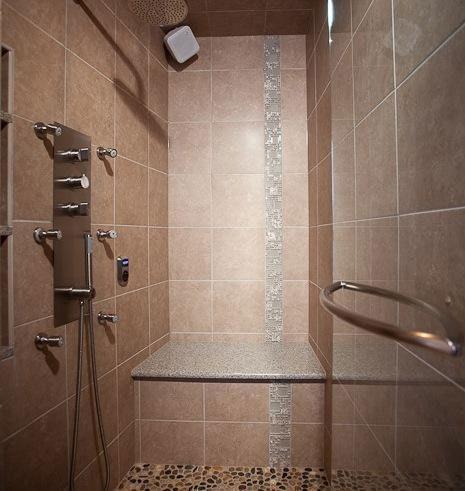 High End Shower Options Case Design Remodeling Of San Jose
