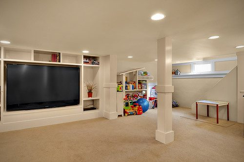 Amazing Finishing A Basement Case San Jose