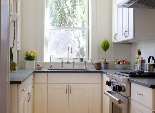 Renovating A Small Kitchen How To Remodel A Small Kitchen  Case San Jose