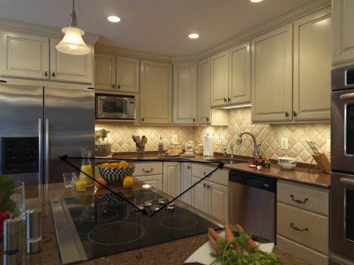 Kitchen triangle design case san jose Kitchen triangle design with island