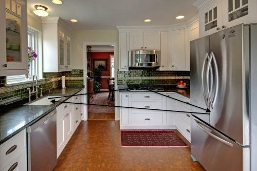 Kitchen Triangle Design Case San Jose