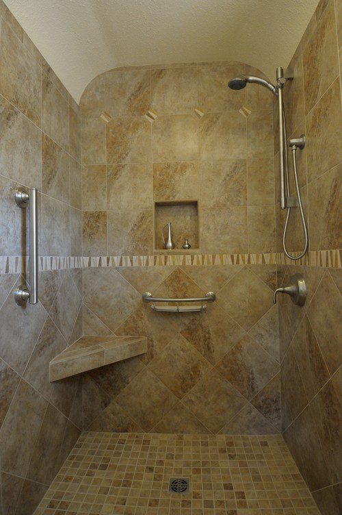 Superbe Walkin Shower Designs
