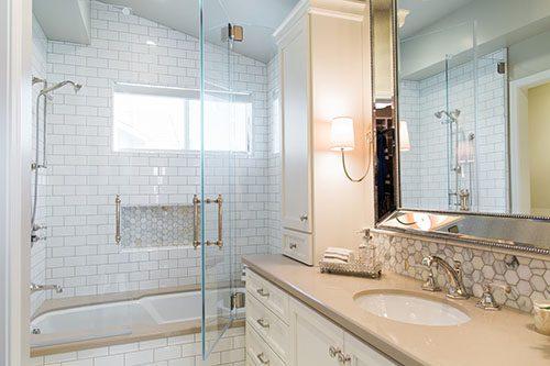 2015 nari gold award bath remodel - Bathroom Remodel San Jose