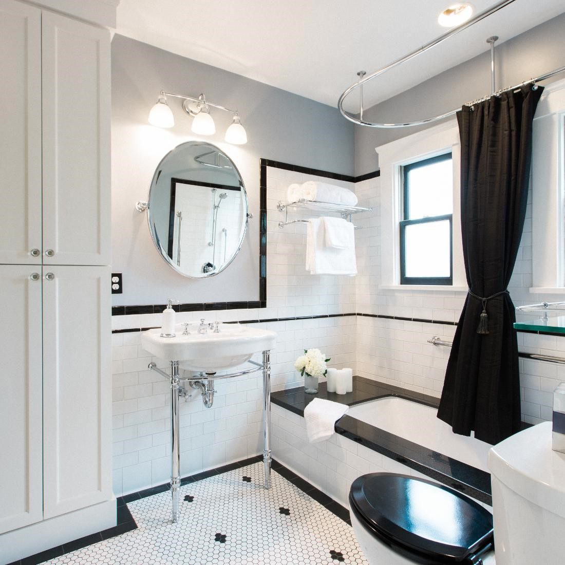 Update your older home work with today 39 s lifestyle case for Updated bathrooms 2016