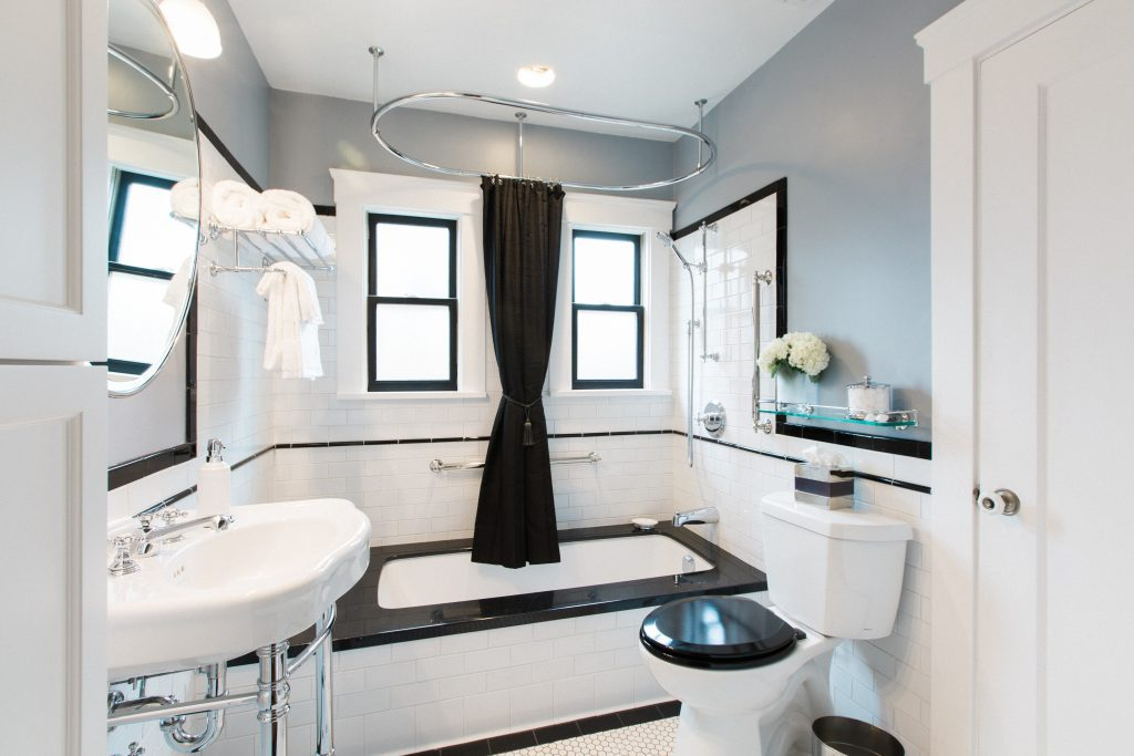 Old Homes Before And After Case San Jose - How to remodel an old bathroom