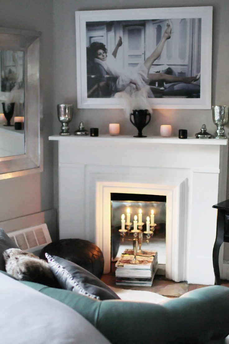 Faux Fireplaces Are Perfect Spot To Relax Case San Jose