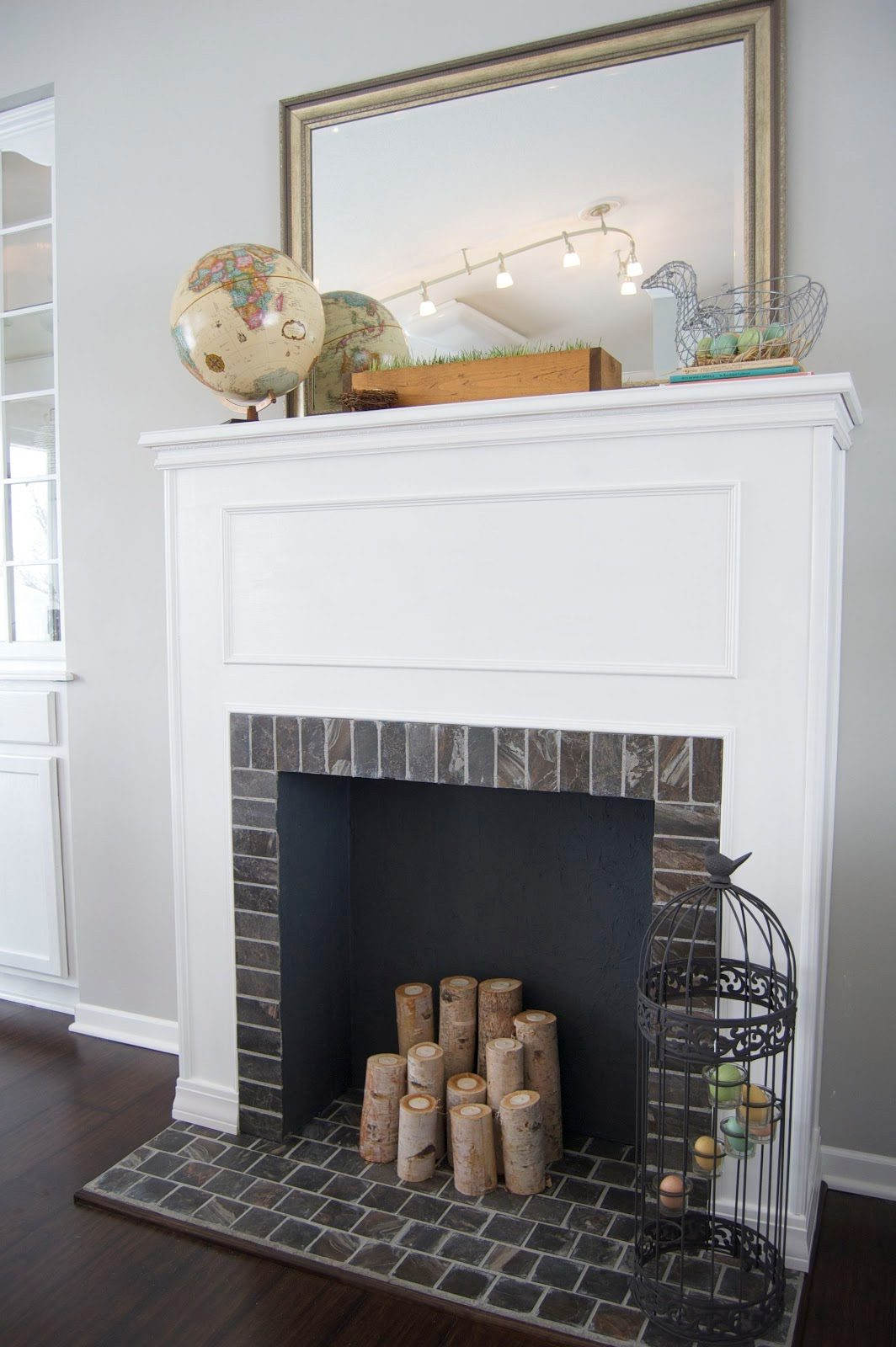 Brand-new Faux Fireplaces Are Perfect Spot to Relax | Case San Jose AW04